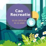 voorblad cao recreatie 2019-2020